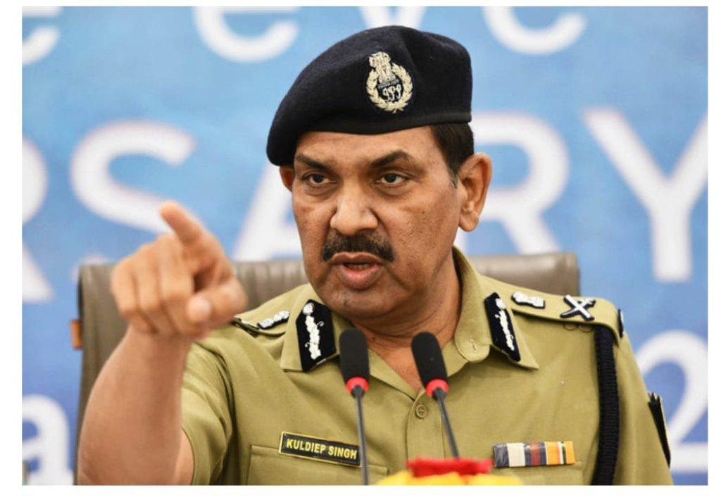 CRPF Director general