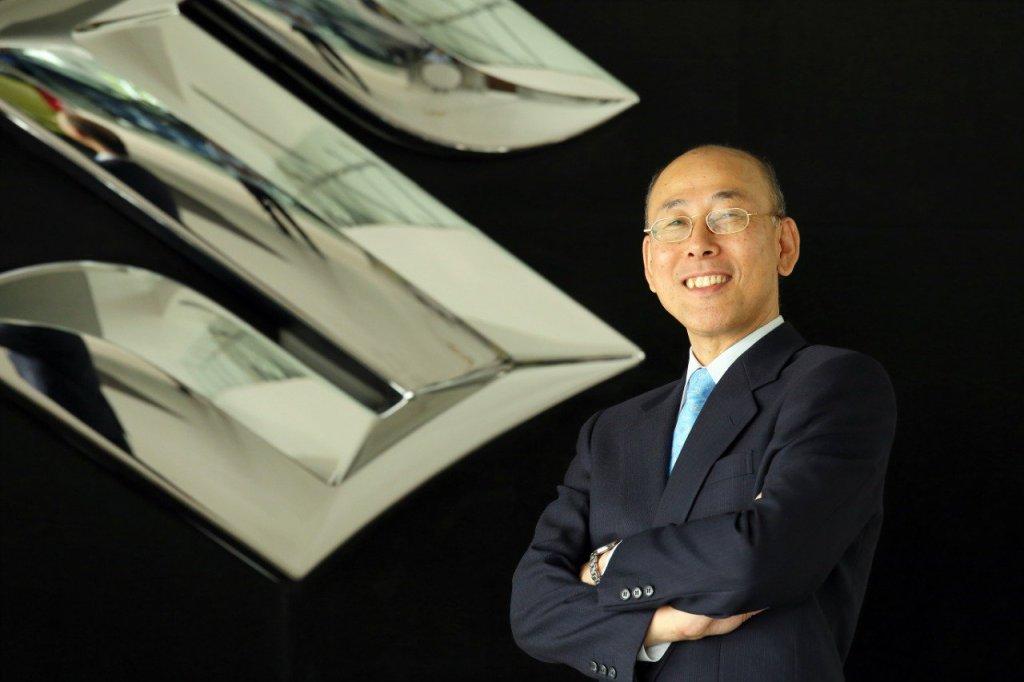 Satoshi Uchida, Suzuki motors